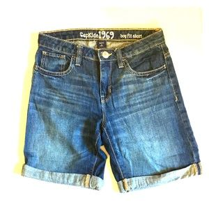 Gap Kids SHORTS Boy Fit SIZE 12 Great Condition